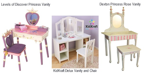 Kids Size Furniture Can Make Your Princess Feel Special