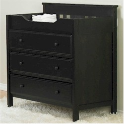 Babyletto Newhaven 3-Drawer Change