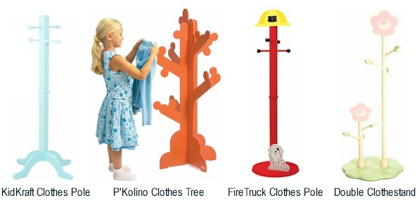 Clothes Trees by KidKraft PKolino Levels of Discover