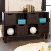 Bratt Decor Blu Cubby in Mocha