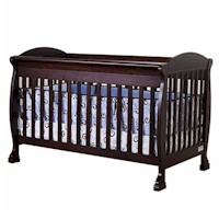 DaVinci Jacob 4 in 1 Convertible Crib