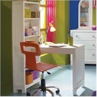Lea Nickelodeon Tween Nick Bookcase Laptop Desk