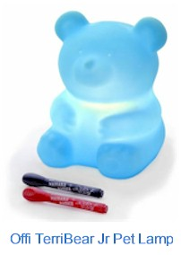 Offi TeddiBear Jr Pet Lamp