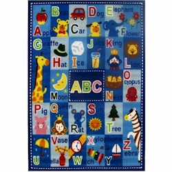 Fun Rugs Letters And Names Rug