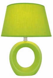 Light Source Viko Green Table Lamp