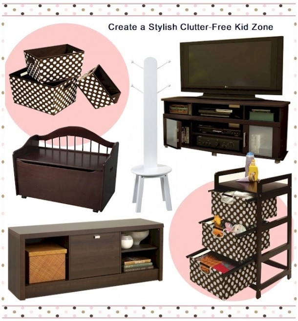 Kids Bedroom Storage Furniture