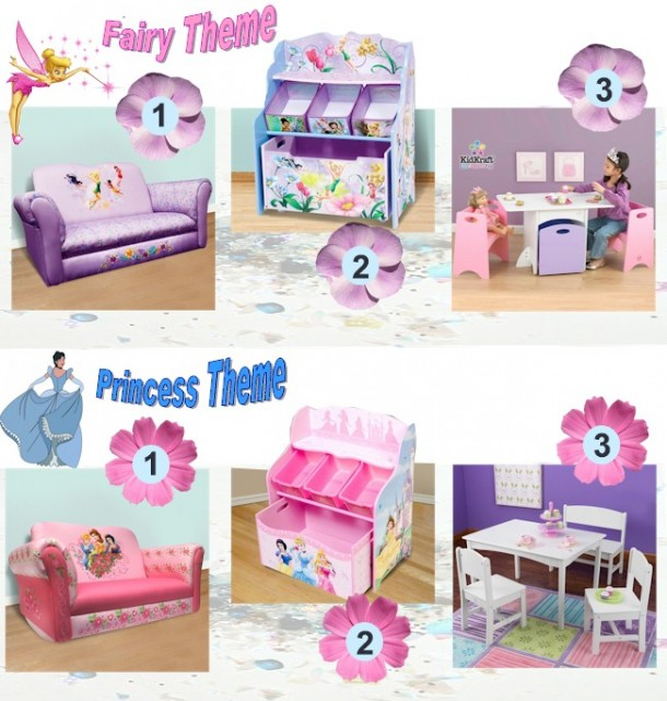 Fairy Playroom Princess Playroom
