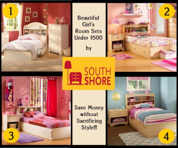 South Shore Furniture Kids Bedroom Sets