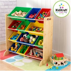 Sort It and Store It Bin by KidKraft