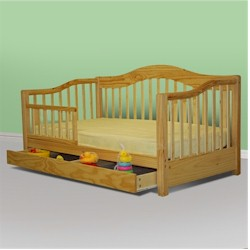 Natural Toddler Daybed by Dream On Me