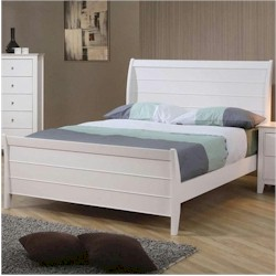 Selena Twin Bed by Coaster